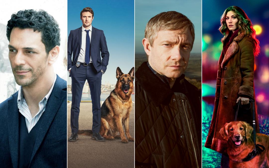MAX: la mini-série Uneconfession, Balthazar et Hudson & Rex au programme en 2021!